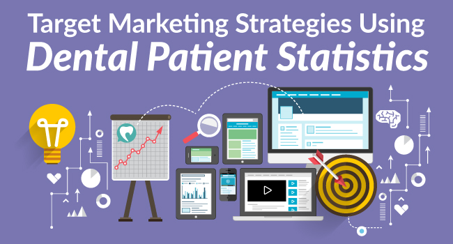 Dental Patient Statistics – Know Your Audience for Marketing Strategies
