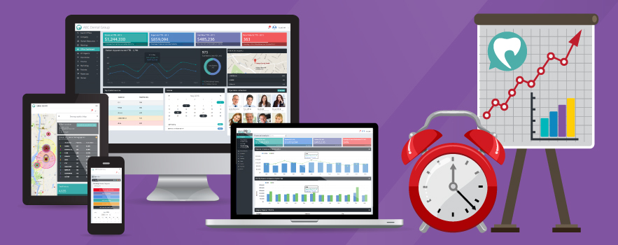 <strong>TIME SAVING SOLUTIONS WITH FREE KPI REPORTING DASHBOARD</strong>